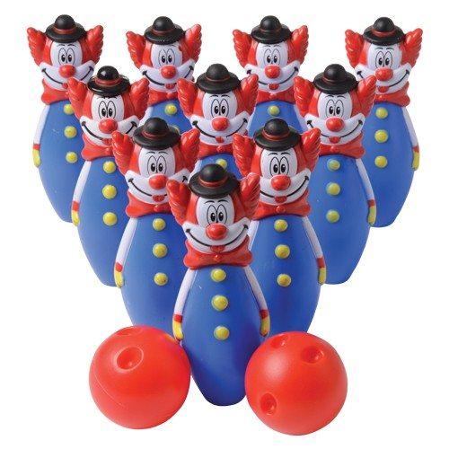 Clown Bowling Game
