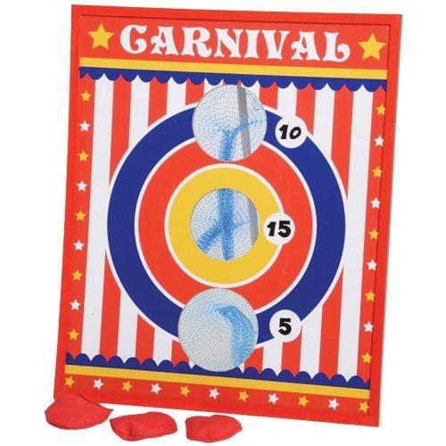 Carnival Bean Toss Game