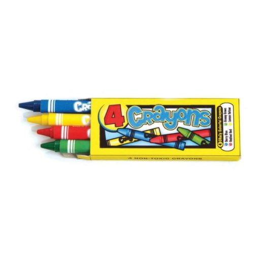Crayons Carnival Prize