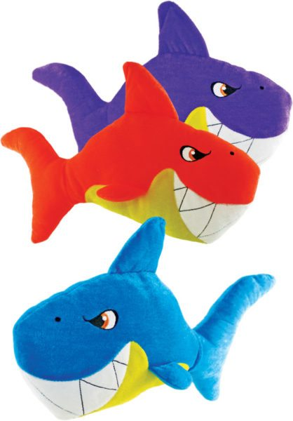 Shark Carnival Prize Plush