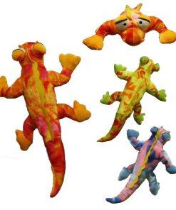 Tie_Dye Lizard Carnival Prize Plush