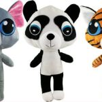 Big Head Animal Carnival Prize Plush