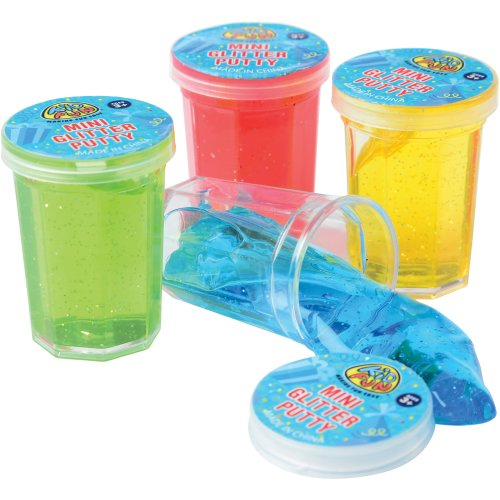 Mini Glitter Putty Carnival Prize
