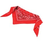 Red Bandannas Carnival Prize