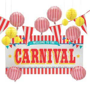 Carnival Decorating Kit