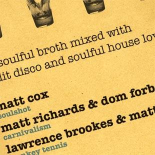 Soulshot - Saturday Night Shakedown