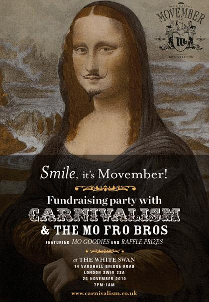 Carnivalism Movember