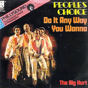 Carnivalism Fridays No 72- People's Choice – Do it Anyway You Wanna