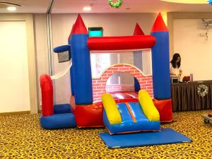 Bounce and Slide Bouncy Castle Rental Singapore