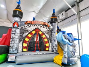 Dragonage Bouncy Castle Rental Singapore