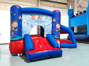 Football Combo Bouncy Castle Rental Singapore