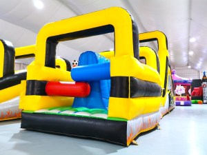 Survivor Inflatable Obstacle Challenge Singapore
