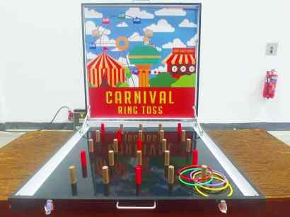 Cheap Carnival Ring Toss