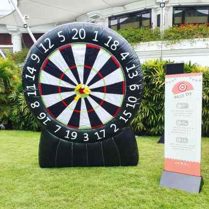 Large Inflatable Dart Carnival Game Singapore