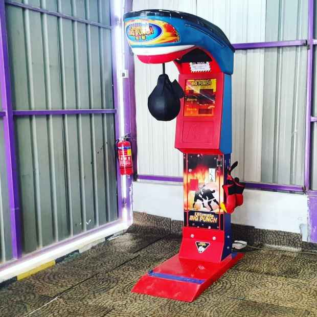 Punching Arcade Machine Rental