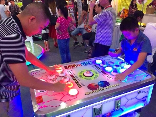 Naughty Bean Table Arcade Rental Singapore