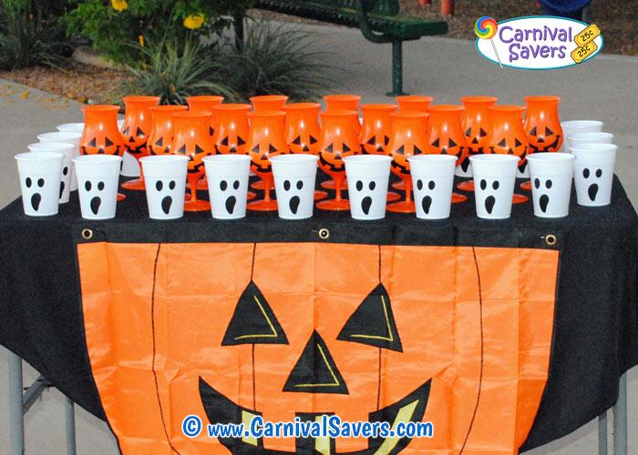 ping pong pumpkin easy