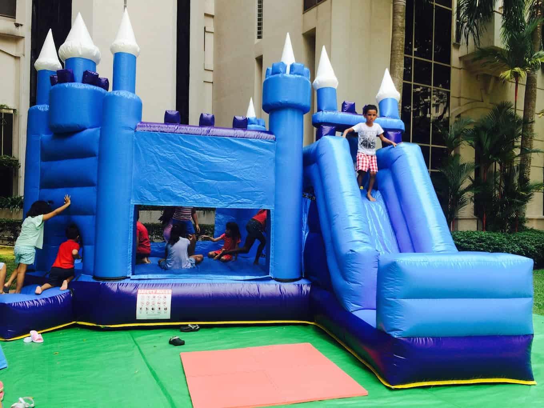 Bouncy Castles Carnival World