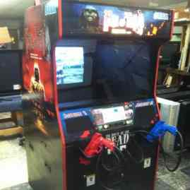 House of the dead arcade rental