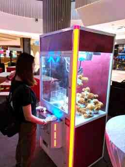 Toy Catcher Machine Rental