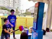 Eletronic Hi Striker Rental Singapore