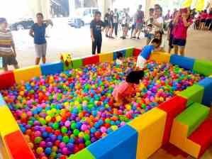 Large Size Ball Pit