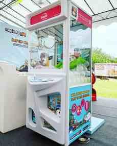 Claw Catcher Rental Singapore