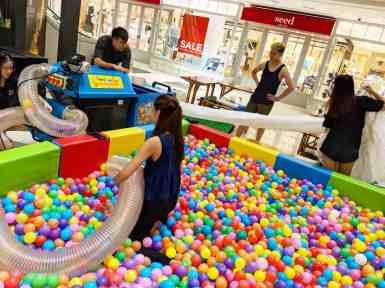 Ball Pool Washer Rental Singapore
