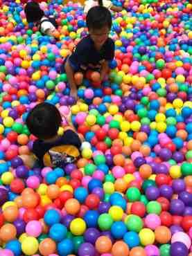 Rent Pit Balls Singapore