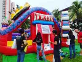 Giant Bouncy Castle Rental Singapore