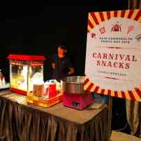 Carnival Snacks Live Station