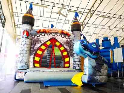 Dragon Bouncy Castle