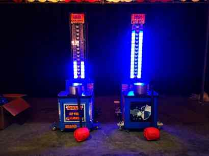 Hammer Arcade Machine Rental
