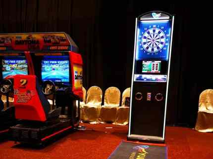 Dart Machine for Rent Singapore