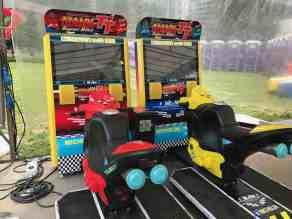 Max TT motorbike Arcade Machine Rental