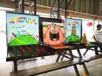 Cheap Carnival Game Stalls Rental