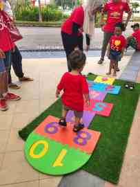 Hopscotch Game For Rent