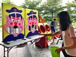 Fun Fair Break the teeth Rental Singapore