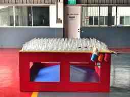 Fun Fair Game Booth Bottle Ring Toss Rental