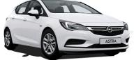 Opel Astra Αυτόματο ή παρόμοιο
