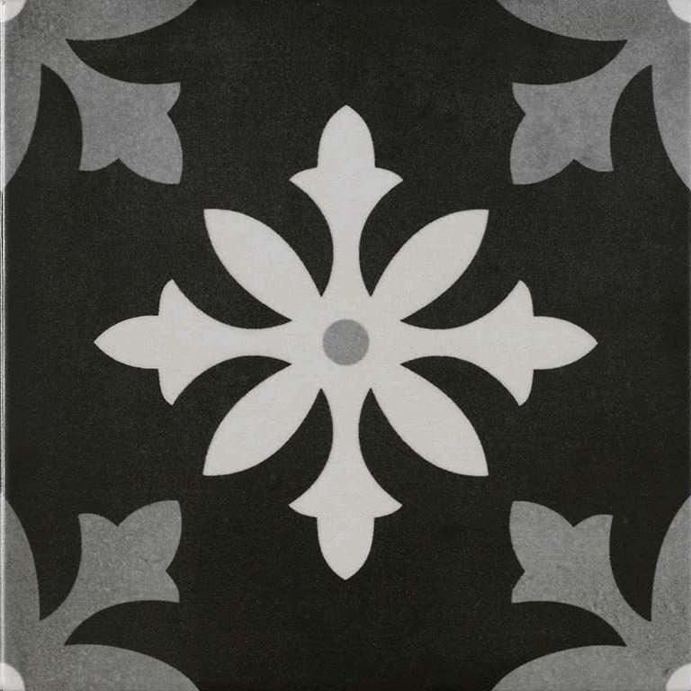Carrelage Pamesa Art Degas negro Diverses couleurs