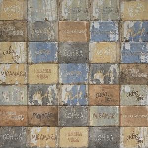 Da C Cor Et Finition Cir Ceramiche Havana Cuba Libre Mix Divers 20 X 10 Vente En Ligne De Carrelage Pas Cher A Prix Discount Caro Centre