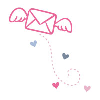 Envelop - Contact Caro-line