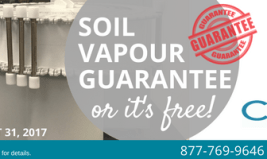 CARO Soil Vapour guarantee or it's free
