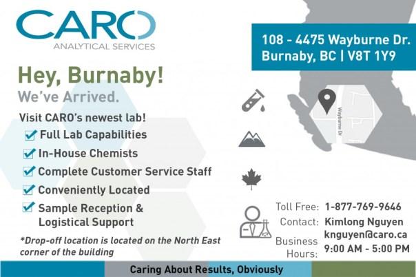 Burnaby Office Laboratory