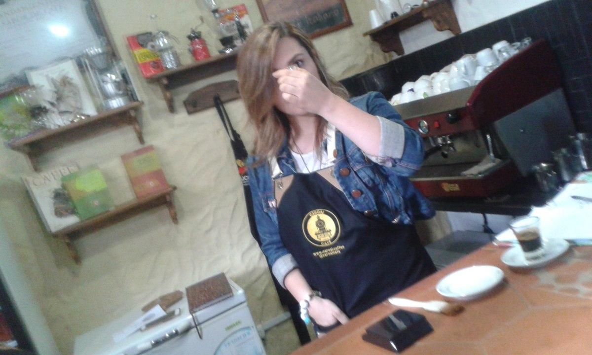 Taller degustacion cafe