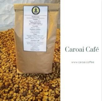 Caroai Café te ofrece un excelente café de origen, agroecológico y tostado en su coffeeshop.