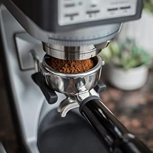 El molino de café ideal para hogar o negocio. En la imagen el Baratza Sette 270