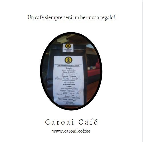 Caroai Café te ofrece lo mejor de su cultivo. Café de origen, agroecológico y tostado en nuestra coffee shop. Donde comprar café
