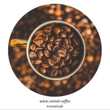 Caroai Café es una cafetería que cuenta con su propio cultivo de café.